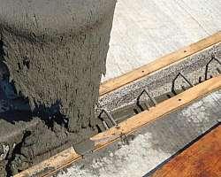 Cimento seca rápido