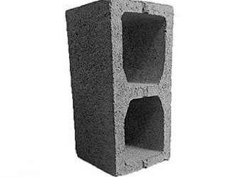Bloco de concreto 9x19x39