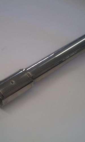 Cilindro hidráulico simples ação