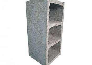 Fábrica de bloco de concreto de concreto