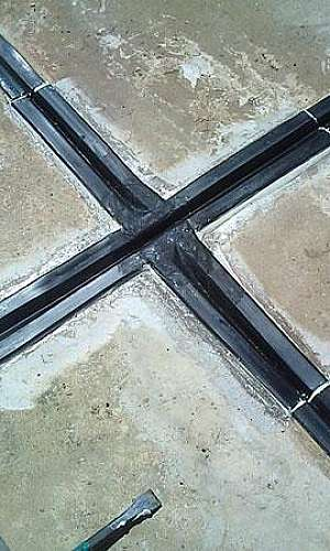 Junta de dilatação para piso de concreto preço