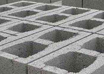 Onde comprar bloco de concreto