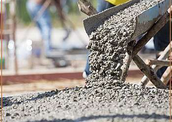 Broca para furar concreto usinado