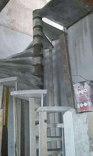 Valor de escada de concreto