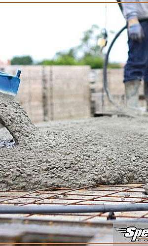 Valor do concreto usinado